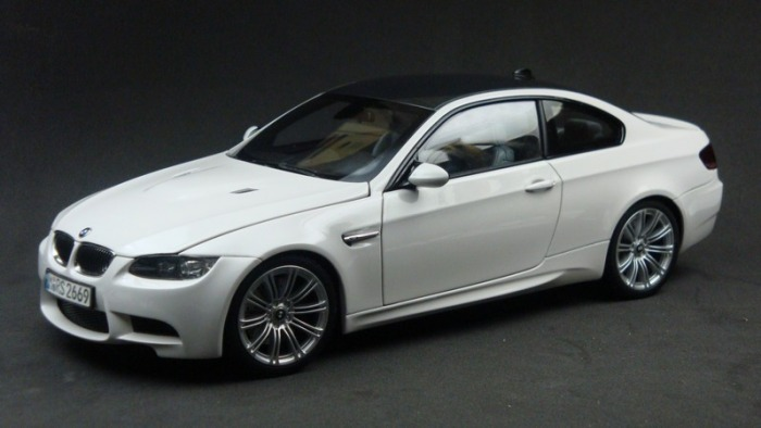 E92 Kyosho Altino Diecast Collection