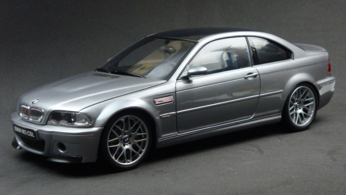 E46 Csl Kyosho Altino Diecast Collection
